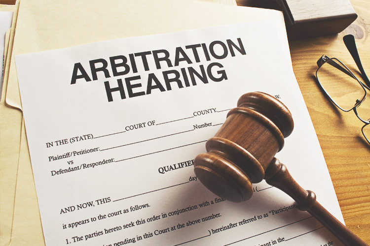 Arbitration rules are stacked against consumers